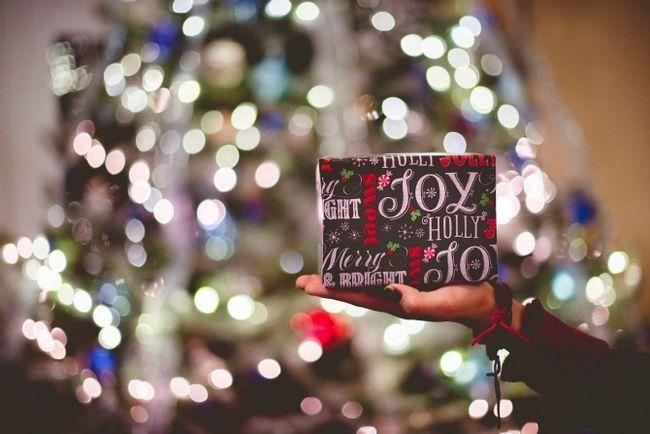 Regalos de navidad y presentes