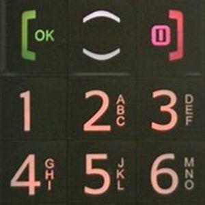 Los 5 mejores teléfonos celulares de la tercera edad