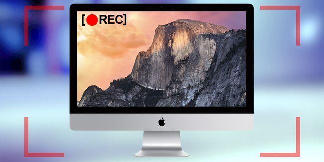 Los 5 mejores grabadores de pantalla para la captura de mac os x