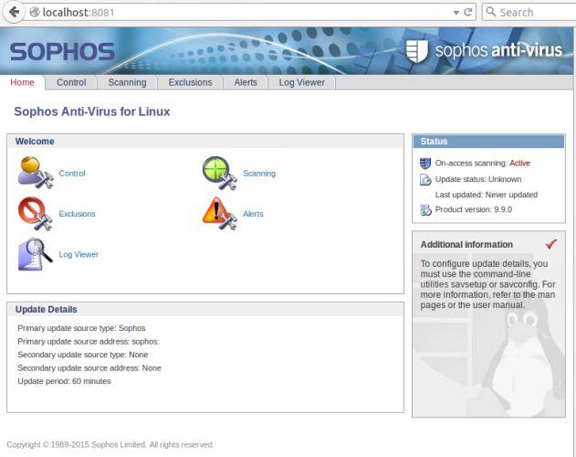 sophos-Linux