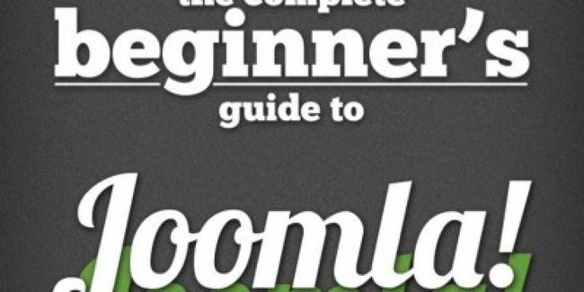 Los guía para principiantes de joomla