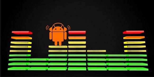 Los 4 mejores aplicaciones android ecualizador para un sonido excelente