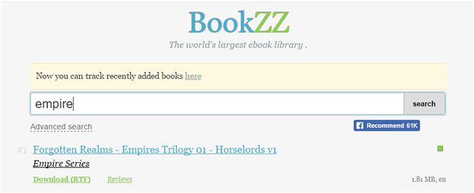 libros electrónicos libres de sitio bookzz