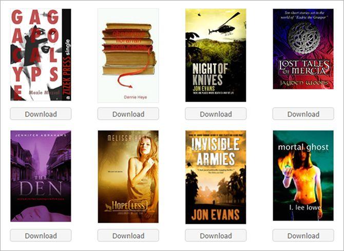 libros electrónicos libres-sitio-Feedbooks