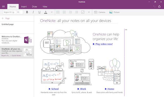 Microsoft-OneNote