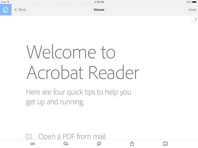 adobe-lector de pantalla