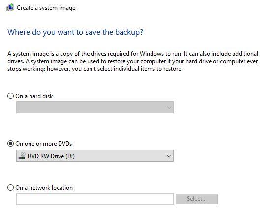 imagen 10 del sistema de Windows