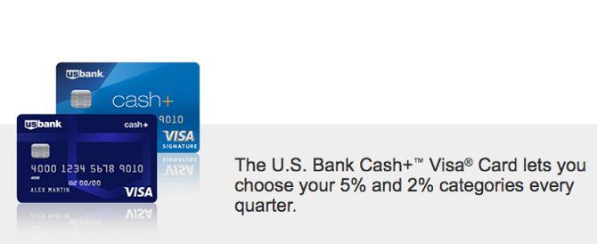 US Bank Cash Plus