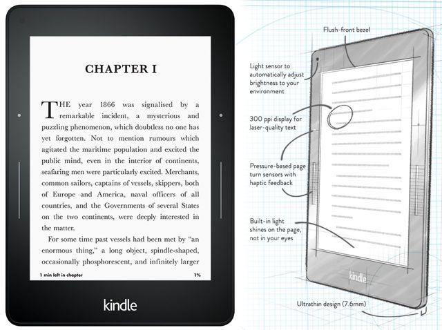 Kindle-travesía