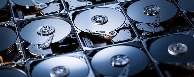 ventanas de copia de seguridad hechos con disco duro-array