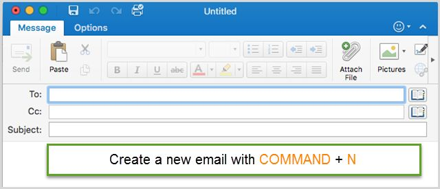 OutlookNewMessage