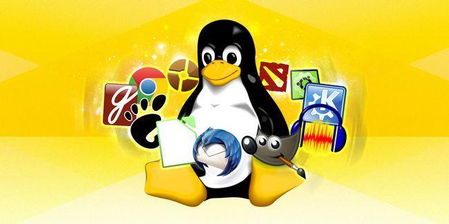 El mejor software de linux