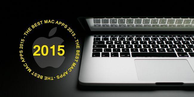 Las mejores aplicaciones de mac de 2015 (y actualizaciones de nuestros favoritos)