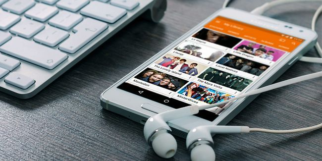 El mejor reproductor de música en android: google play music revisado