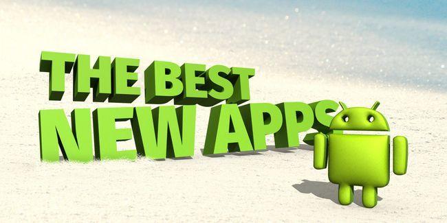 Las mejores nuevas aplicaciones de android lanzados en 2015