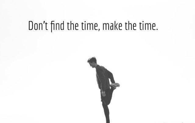 Tiempo de ejercicio