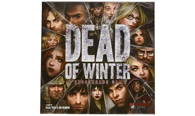 tablero de juego final del invierno