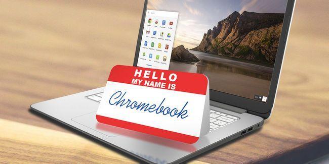 El reto chrome os: el día de un nuevo usuario en un chromebook