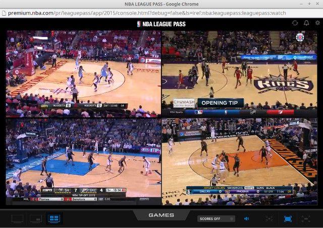 Muo-linux-video-streaming de estado-04-liga-pase-NBA