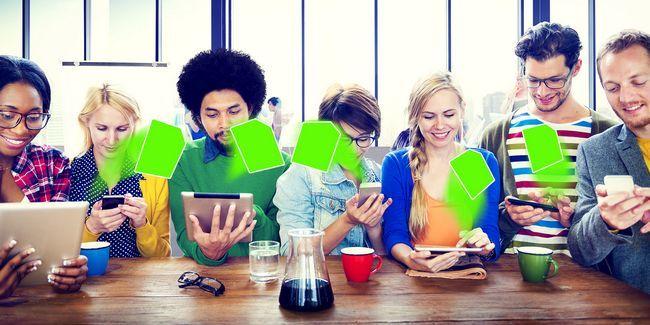 La manera más fácil de compartir archivos y fotos con amigos desde cualquier dispositivo