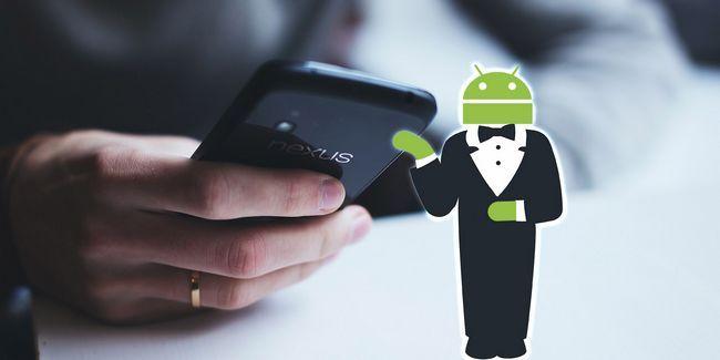 El no root manera fácil, para automatizar androide sin tasker