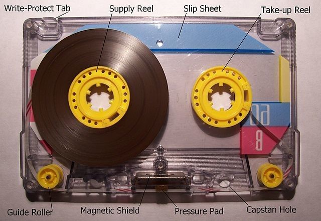 -cassette compacto