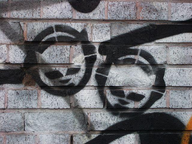 Napster-graffiti
