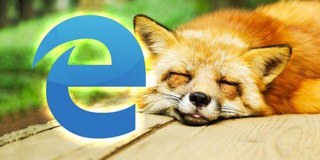 La guía de firefox-amante al navegador borde microsoft
