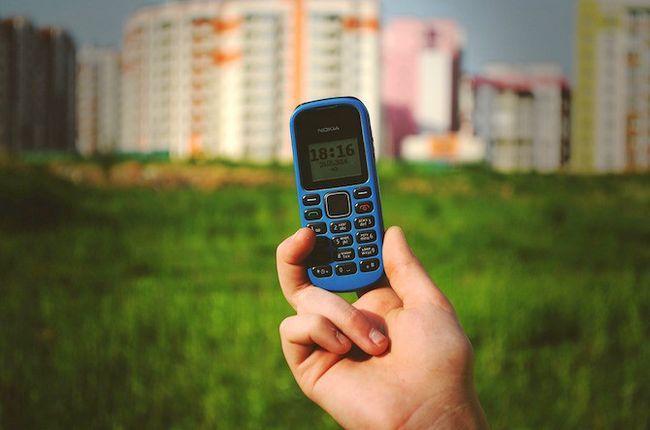 Nokia Dumb Teléfono
