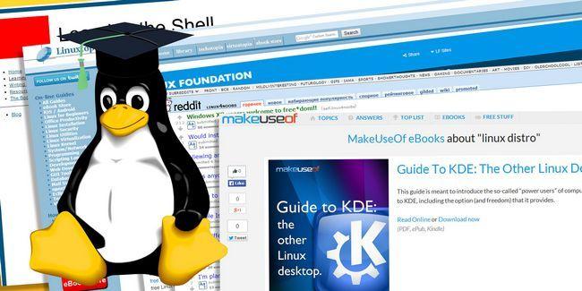 La ventaja de linux: 5 sitios web que deben dirigirse a linux para el aprendizaje