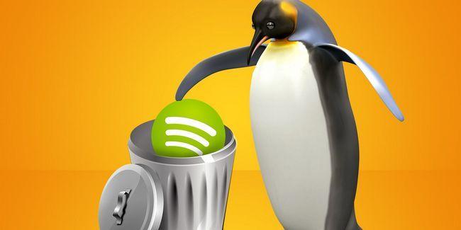 La aplicación linux spotify está muerto (un poco): lo que puede reemplazarlo?