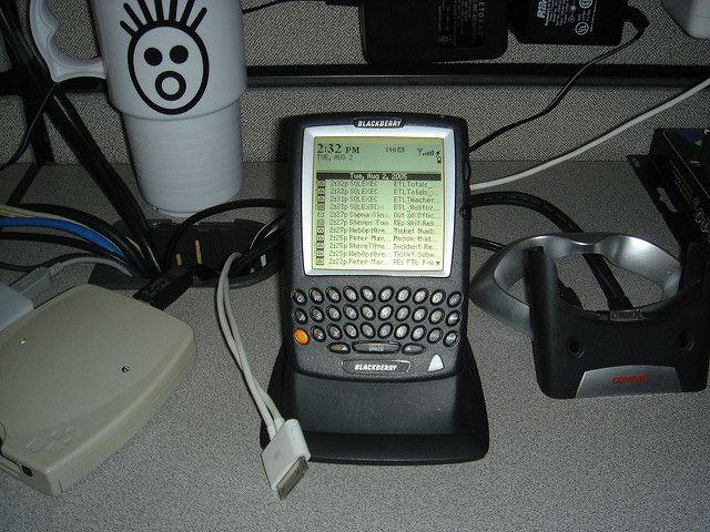 BlackBerryDevice