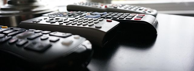 tv-controles remotos