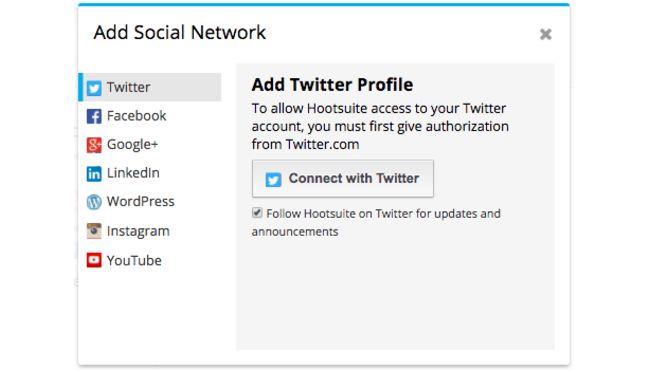 Añadir Redes Sociales