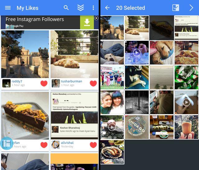 Descargar Instagram Favoritos InstaSave Android