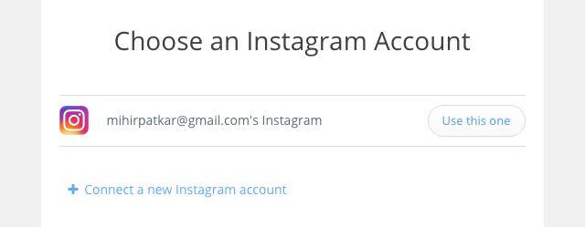 Descargar Instagram Favoritos de selección de cuenta
