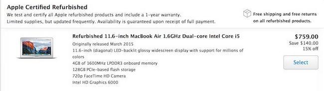 certificados por Apple