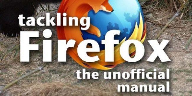 La guía del usuario de firefox