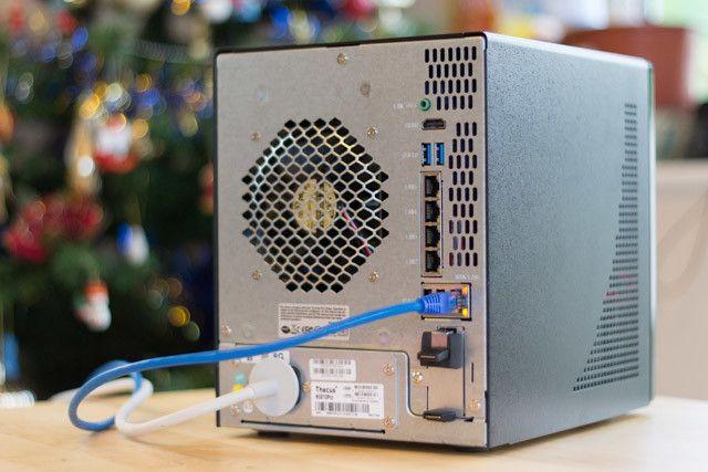 n5810 pro revisión - puertos