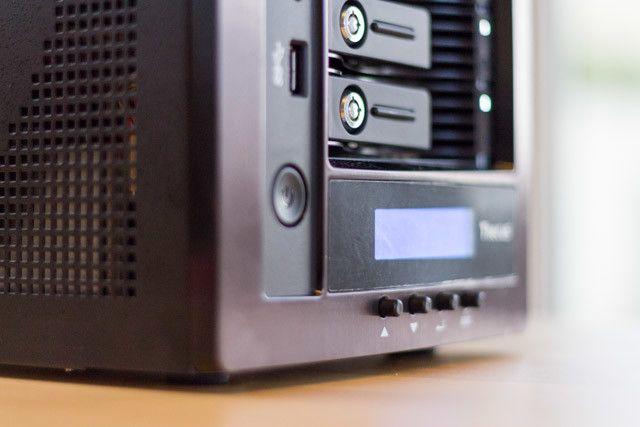 n5810 pro revisión - panel frontal
