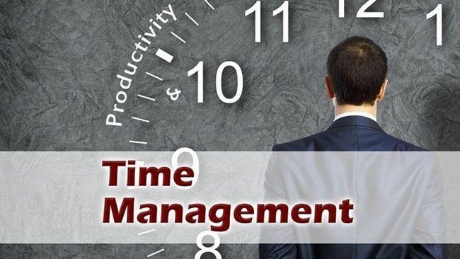 La productividad y la gestión del tiempo