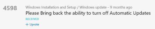 Comentarios ventanas Reviven actualización