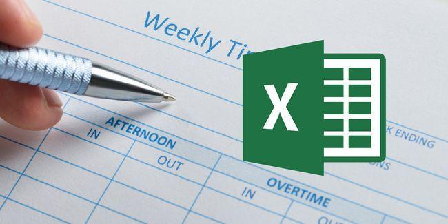 Consejos y plantillas para crear un horario de trabajo en excel