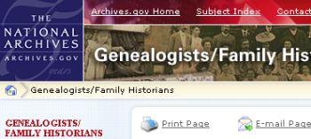 sitios web de genealogía gratis