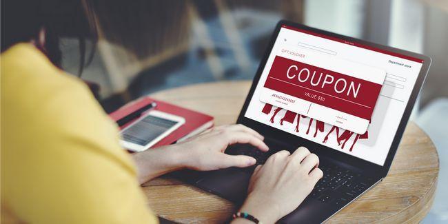 10 Sitios de cupones en línea y códigos promocionales