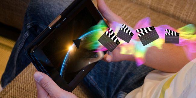 Formas libres superiores de flujo de vídeo desde el ordenador al móvil o tablet