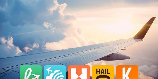 ¿Viajando mucho? Es necesario estas aplicaciones para el iphone gratis