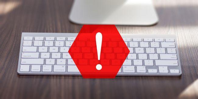 Problemas con el teclado de la manzana? Aquí es cómo solucionarlo