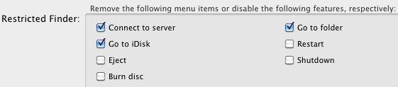 características de Mac OS