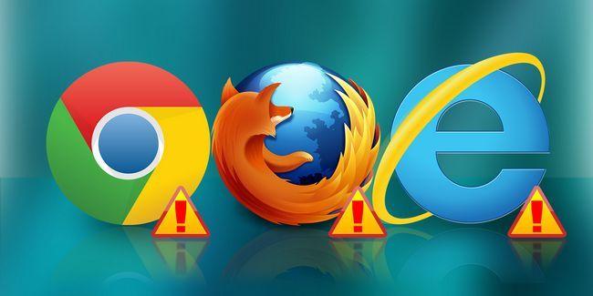 Ultimate configuración del navegador: los artículos de cambio en chrome, firefox, internet explorer y